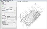 New mesh section-cut representation
